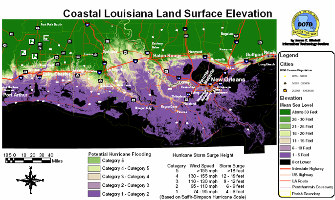 tx el louisiana paso southeast map maps